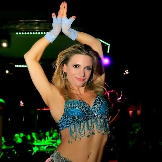 gogo danseres Knokke
