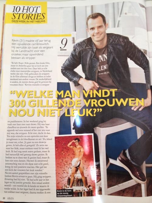 """ALT=""""grazia magazine interview met een stripper"""""""