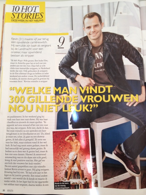 "ALT=""grazia magazine interview met een stripper"""