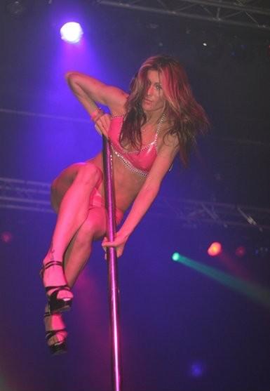 Paaldanseres Shakira