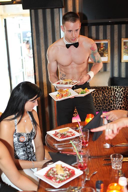 Erotisch dineren in Brussel